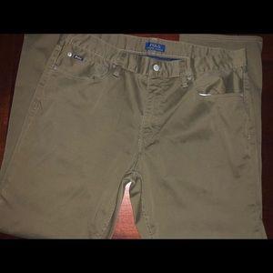 Ralph Lauren olive green chino pants